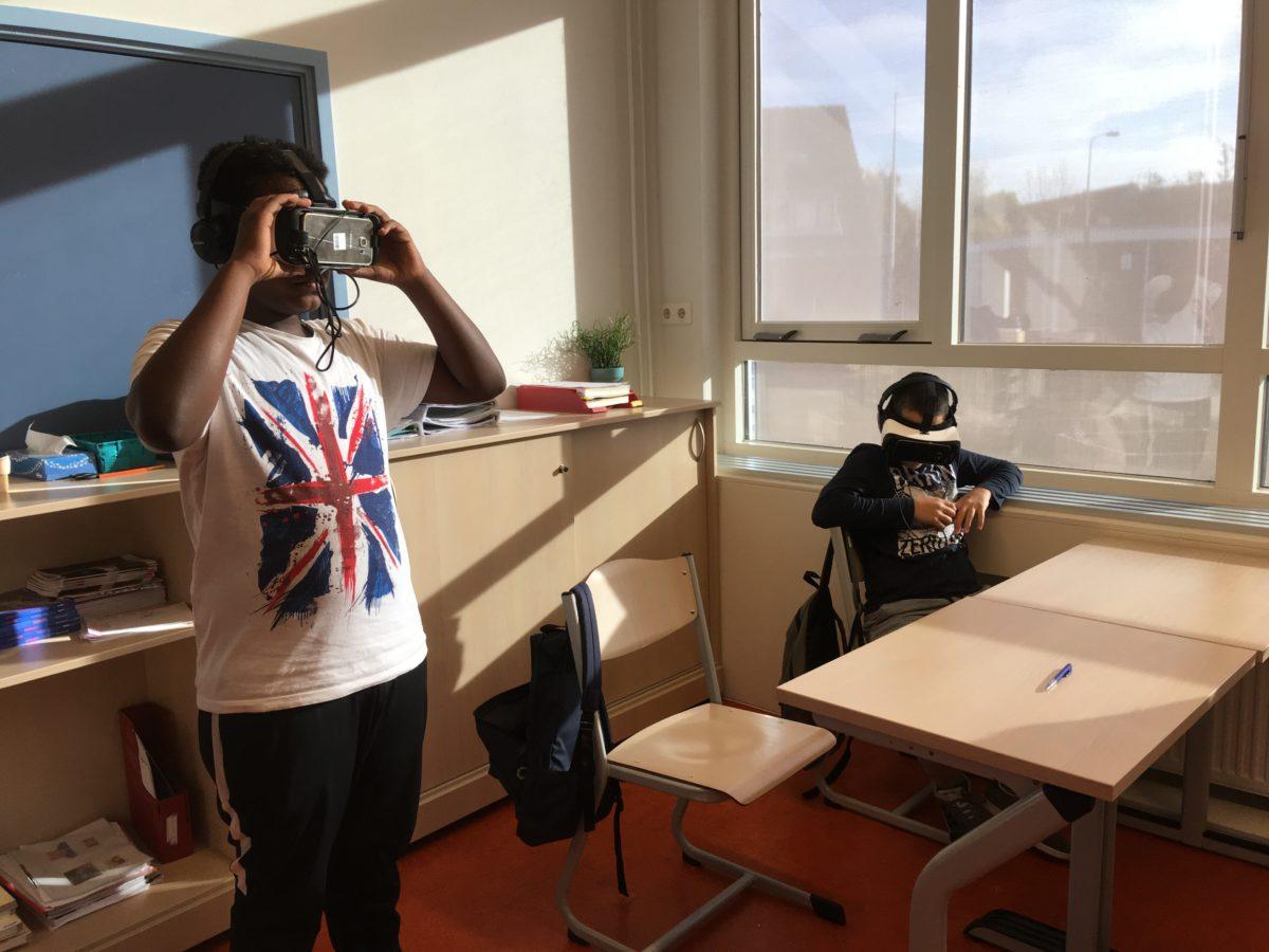 Virtual Reality pilotles