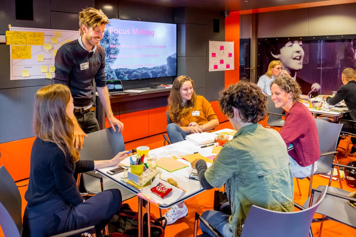 Accelerator Experience Challenge Nederland Mediawijs