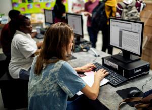 Agenda: webinar online onderwijs en digitale geletterd