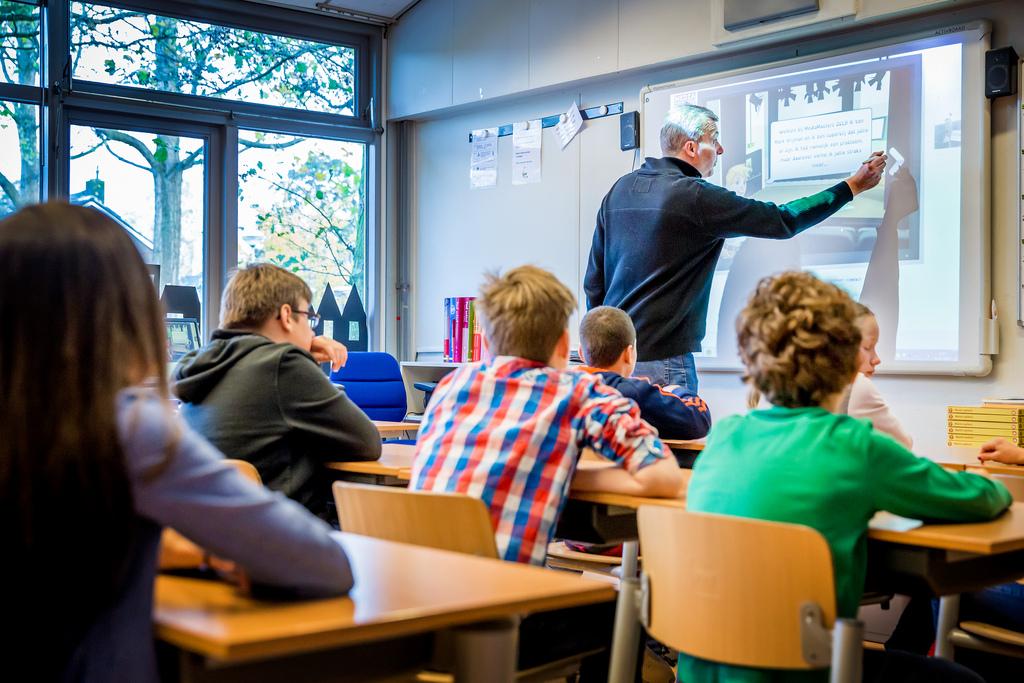 MediaMasters in de klas