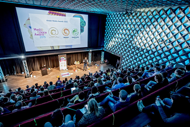 Conferentie content Kinder Media Awards