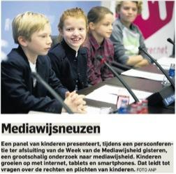 AD 29 november 2014 mediawijsheid
