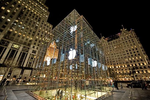 De bibliotheek wordt net zo populair als de plaatselijke Apple Store