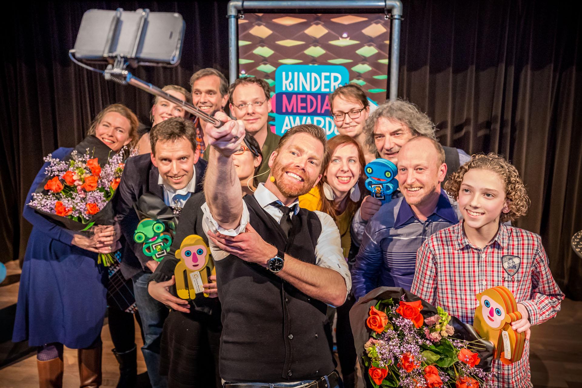 Selfie Kinder Media Awards 2015