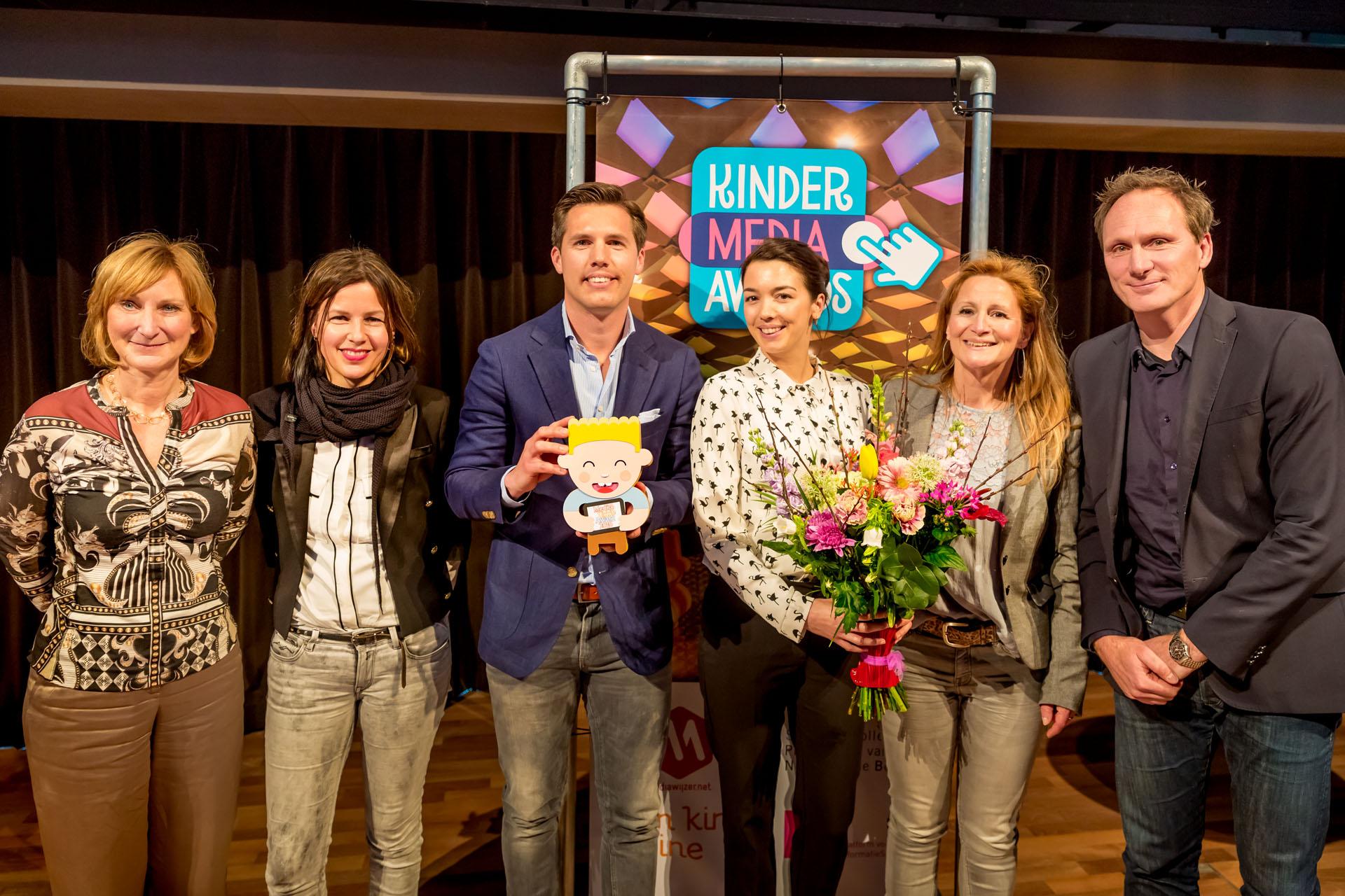 Media Ukkie Award Kinder Media Awards