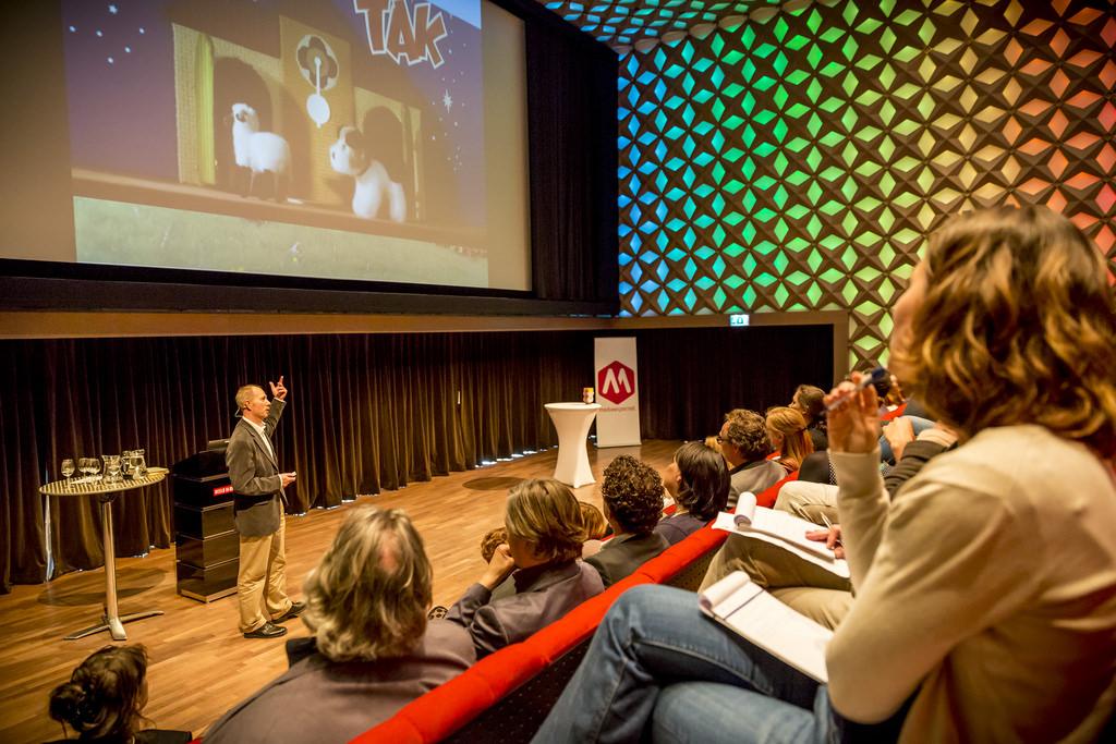 Symposium MUD Peter