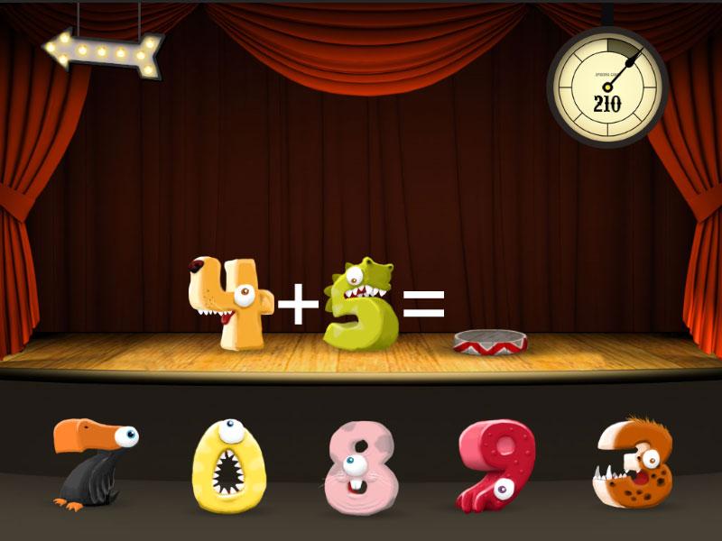 math-monster-gameplay