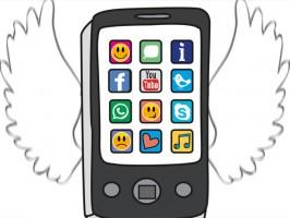 Samen leren - tieners en sociale media
