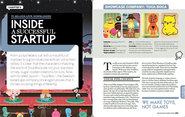 Suzanne Hertogs en Anne de Laat namen het design van Positive Digital Content for Kids voor hun rekening