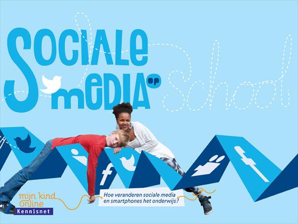 Brochure 'Sociale media op school'