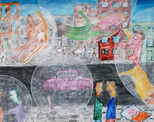 Bubbles - Roeland Smeets