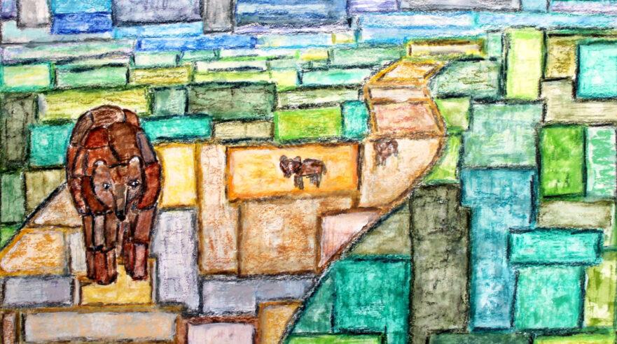 beren op de weg, netwerkmaatschappij