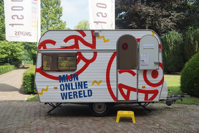 online wereld, tieners