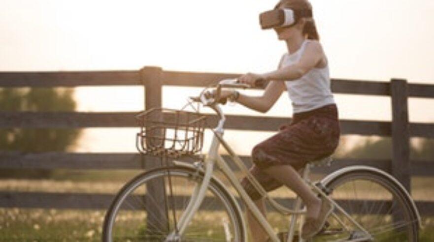 virtual reality in de klas