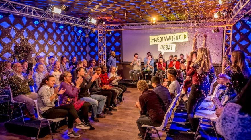 mediawijsheid debat, #Wvdm17, normen en waarden