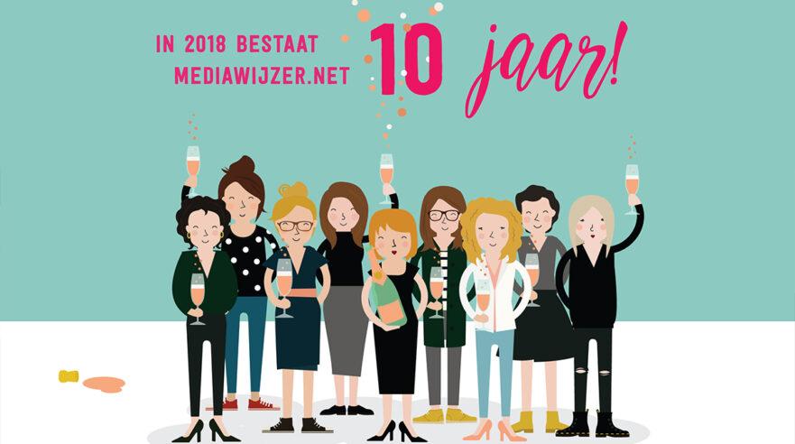 10 jaar Mediawijzer.net