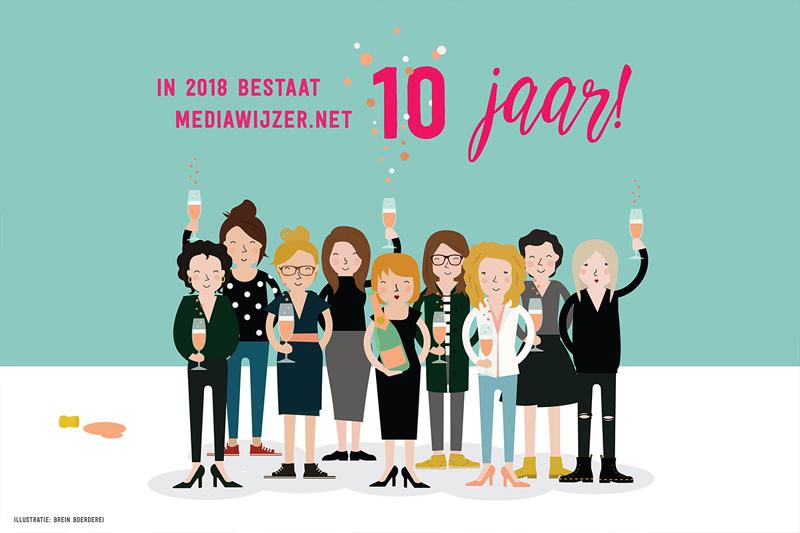 Mediawijzer.net bestaat 10 jaar!