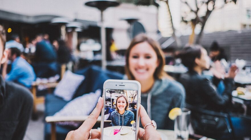 smartphone, digitaal leven