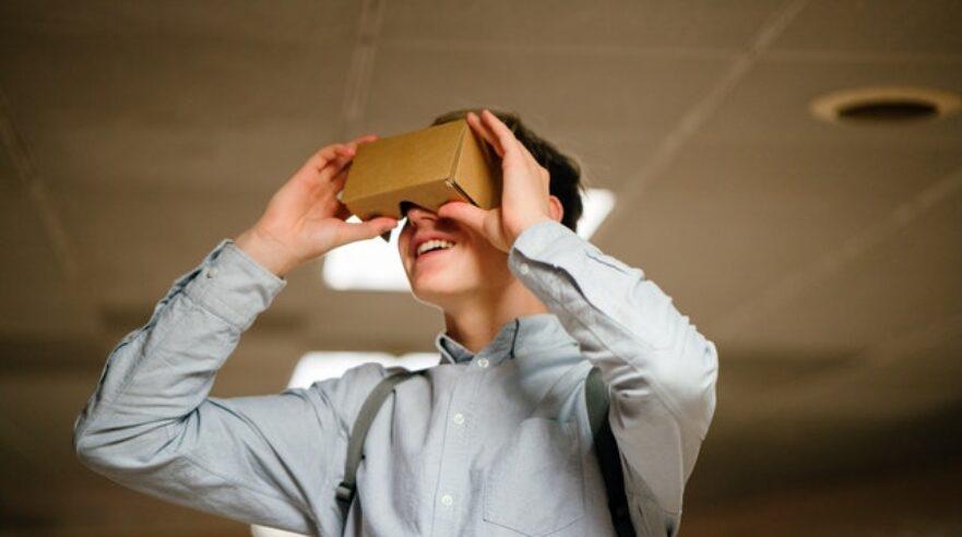 virtual reality,vr,onderwijs
