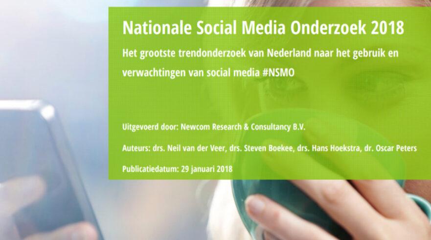 newcom,onderzoek,sociale media