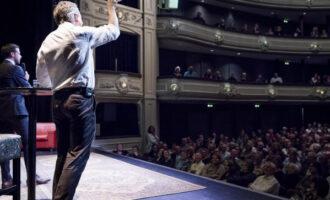 theatercollege,joris luyendijk,het zijn net mensen