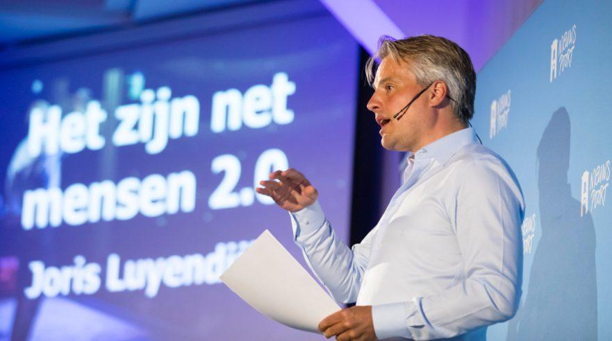Joris Luyendijk Try Out Haags College