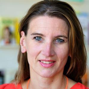 Marijke Bos Jury Gouden Guppy