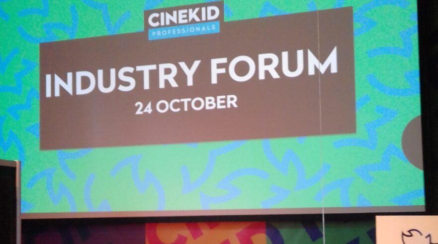 Cinekid Industry Forum 2018