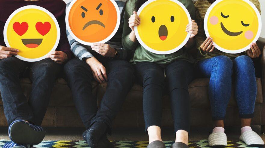 emoji,online omgangsvormen,sociale media,emoticons