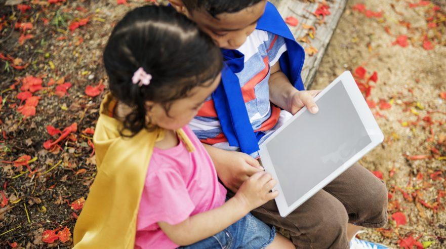 Mediagebruik 3 en 4 jarigen
