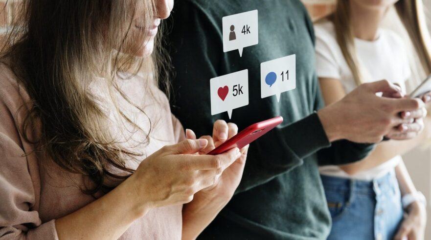 Sociale mediaverslaving jongeren