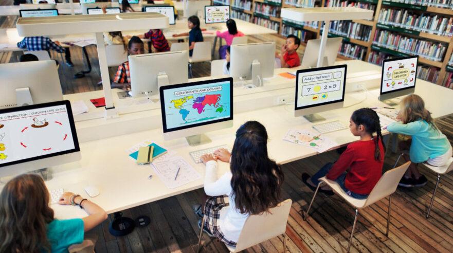 mediaopvoeding,bibliotheek