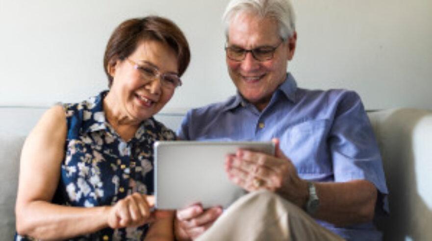 Mediawijs senioren