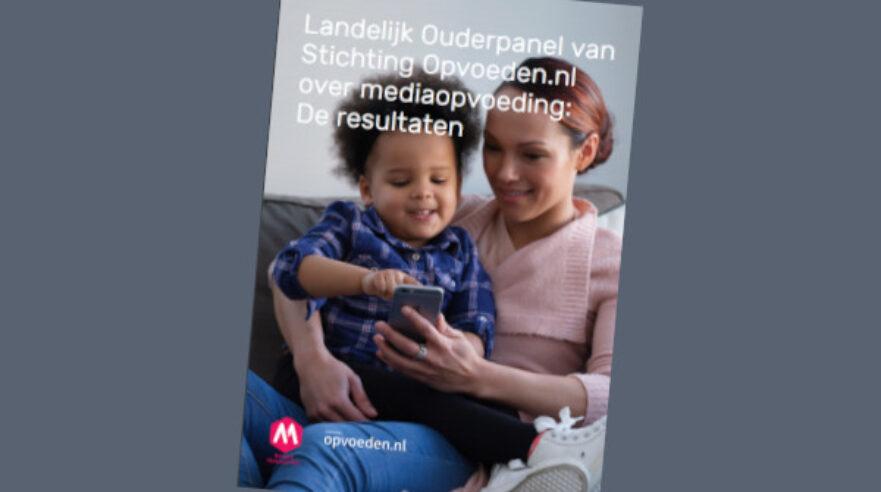 enquete,landelijk ouderpanel,stichting opvoeden.nl,mud19,onderzoek,media ukkie dagen