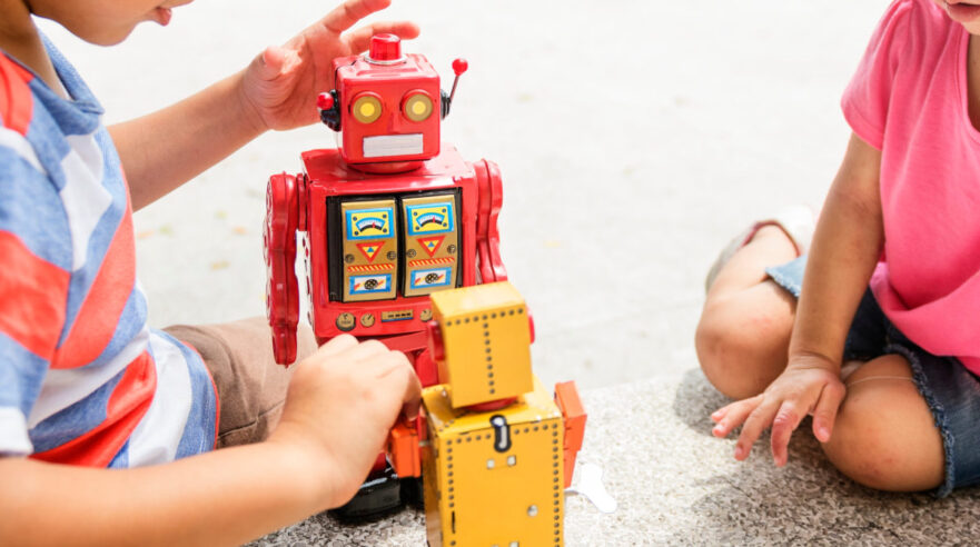 smart toys, internet of toys, connected toys, slim speelgoed, opvoeding