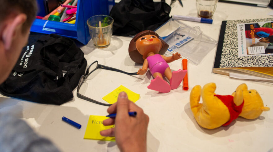 connected toys,internet of toys,slim speelgoed,hackathon,ai ai barbie