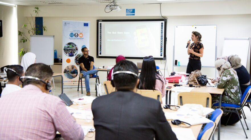 Workshop DROG _ Drog's wereldvaccinatieprogramma tegen desinformatie_mediawijzer.net