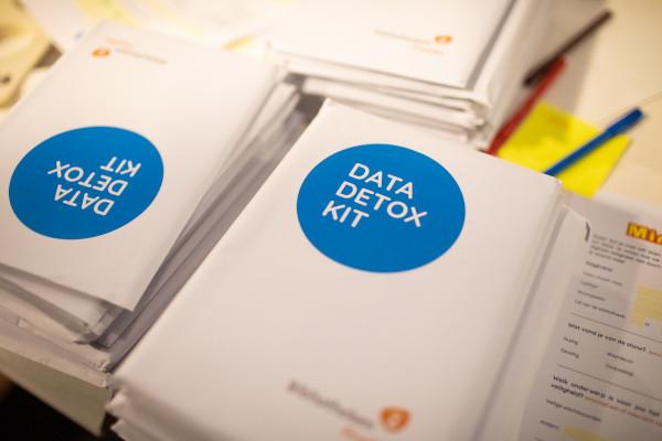 Data Detox, Kleinste Privacyshow van Nederland, Week van de Mediawijsheid