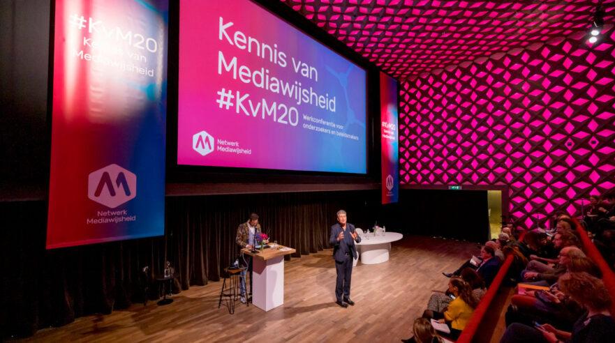 KvM20, werkconferentie Kennis van Mediawijsheid