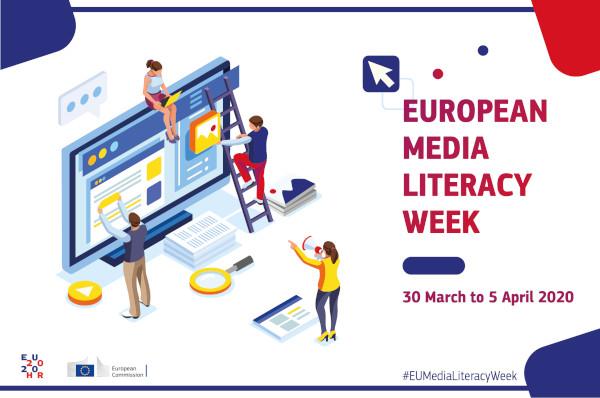 European Media Literacy Week, EUMediaLiteracyWeek