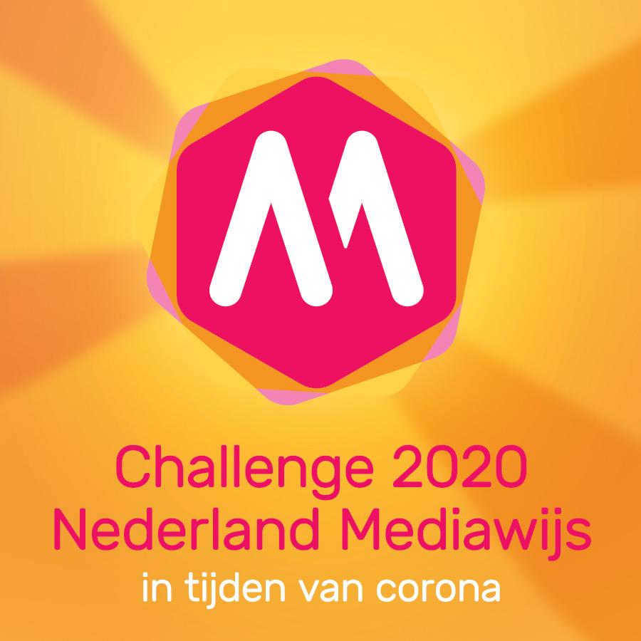Challenge Nederland Mediawijs 2020,stimuleringsregeling