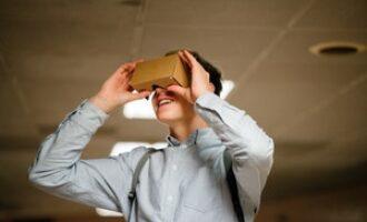 innovatiedag virtual reality learning hub