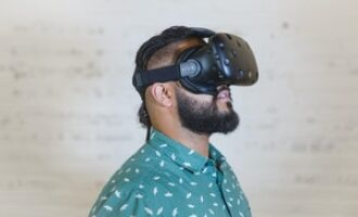 innovatiedag virtual reality learning lab