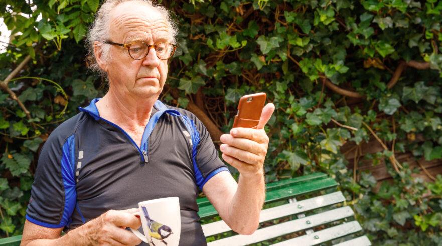 Campagnebeeld Senioren en veiligheid