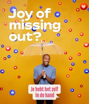 Week van de Mediawijsheid,WvdM,Joy of missing out,JOMO