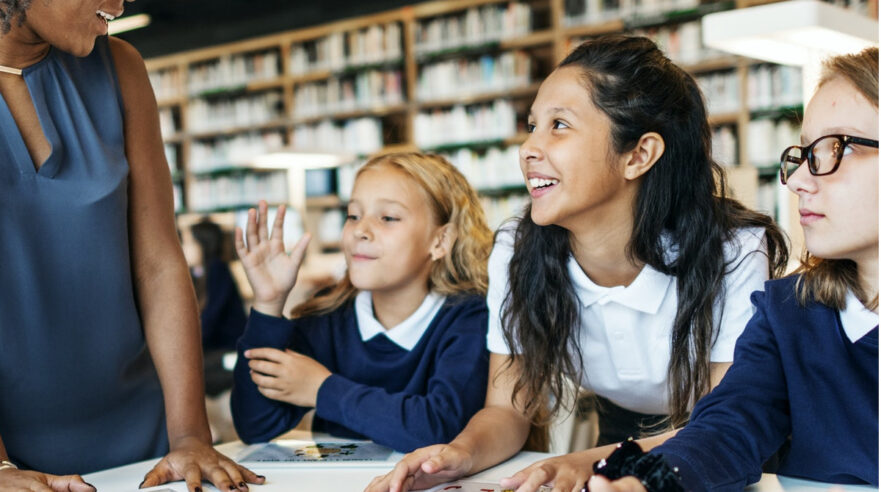 Illustratie bij onderzoek onderwijs digitale geletterdheid