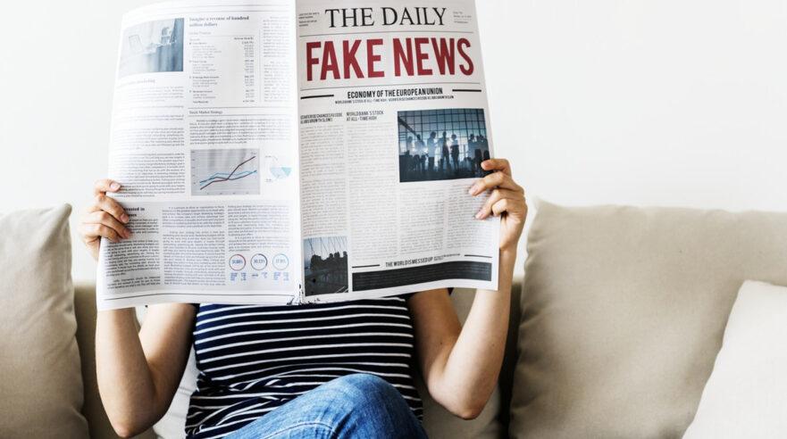 Netwerksessie nepnieuws & desinformatie - illustratie