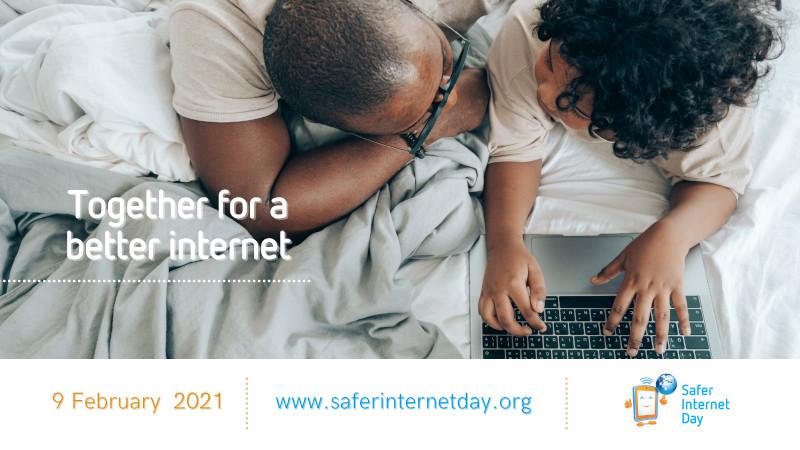 Safer Internet Day - ouder en kind