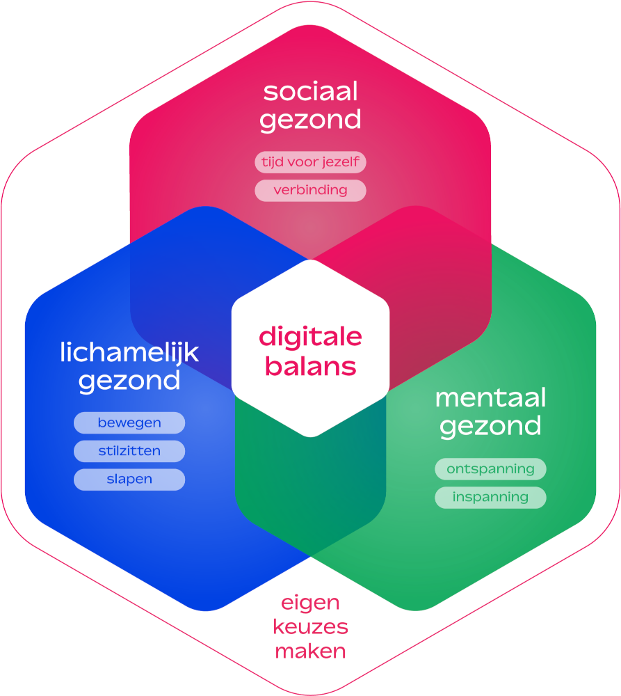 Digitale Balans Model