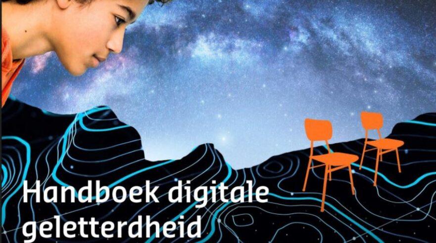 headerafbeelding bij artikel handboek digitale geletterdheid